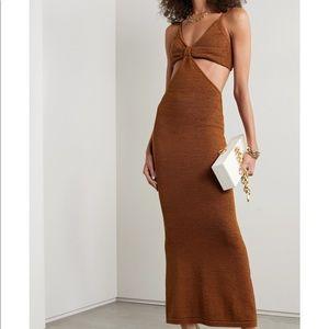 NWT Cult Gaia Serita woven dress sz small